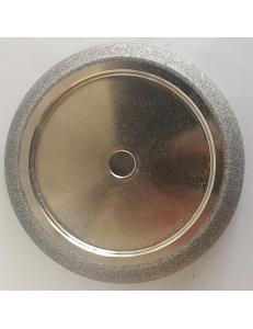 Эльборовый (боразоновый) круг (CBN) 127*22.2*12.7 для заточки ленточных пил фото