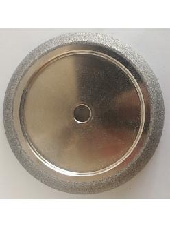 Эльборовый (боразоновый) круг (CBN) 127*22.2*12.7 для заточки ленточных пил