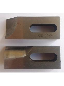 Ножи для круглопалочного станка (комплект 2 шт)