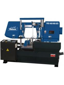 Pilana PMS 460/480 ACN ленточнопильный станок автоматический колонный