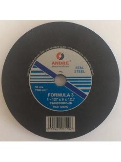 Шлифовальный круг Andre 127x6x12,7 для заточки пил