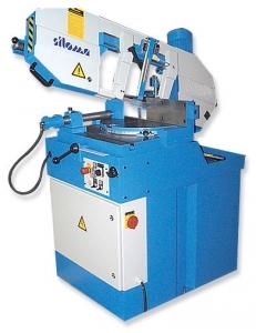 Siloma W 220 GTH FU ленточнопильный отрезной станок полуавтоматический консольный