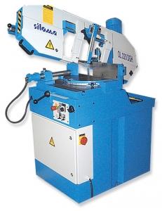 Siloma W 223 GTH ленточнопильный отрезной станок полуавтоматический консольный