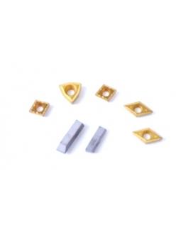 Набор сменных твердосплавных пластин для резцов 10х10 мм