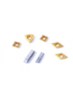 Набор сменных твердосплавных пластин для резцов 8х8 мм
