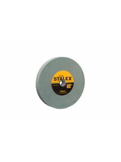 Круг абразивный Stalex 150х20х12,7 зернистость GC80 (зеленый корунд)