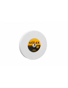 Круг абразивный Stalex 250х25х25,4 зернистость WA60(белый корунд) фото