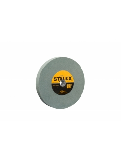 Круг абразивный Stalex 400х75х127 зернистость GC80 (зеленыйкорунд)