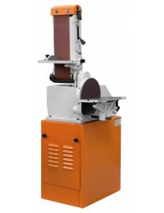 Станок ленточно-дисковый шлифовальный Stalex BTM-250 фото