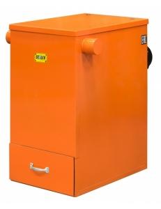 Установка для сбора абразивной пыли Stalex DVS-14 фото