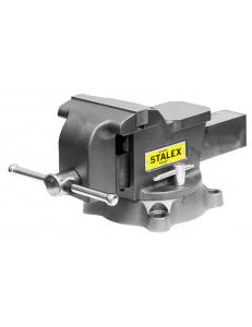 "Тиски слесарные Stalex ""Горилла"", 125 х 100 мм., 360°, 11,0 кг. фото"