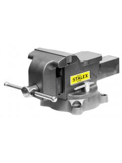 "Тиски слесарные Stalex ""Горилла"", 125x100 мм, 360°, 11,0 кг"