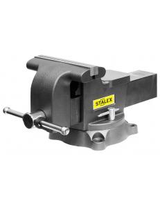 "Тиски слесарные Stalex ""Горилла"", 200 х 150 мм., 360°, 20,0 кг. фото"
