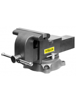 "Тиски слесарные Stalex ""Горилла"", 200x150 мм, 360°, 20,0 кг"