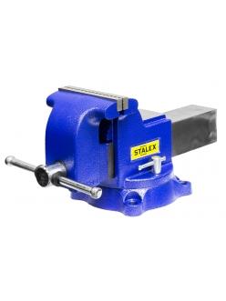 "Тиски слесарные Stalex ""Гризли"", 150 х 150 мм., 360°, 19,0 кг."