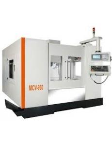Обрабатывающий центр с ЧПУ Stalex MCV-960 CNC фото