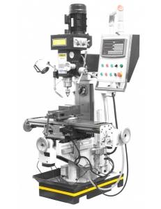 Универсально-фрезерный станок Stalex MUF50 DRO фото
