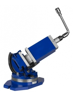 Тиски станочные Stalex WEA125